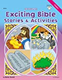 Old Testament Exciting Bible Stories & Activities, Frank Schaffer Publications Staff and Becky Daniel, 0742402878