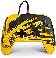 PowerA Pokemon Enhanced Wired Controller for Nintendo Switch - Pikachu Lightning - Nintendo Switch
