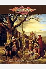 Dragonlance Races of Ansalon (Dragonlance RPG) Hardcover