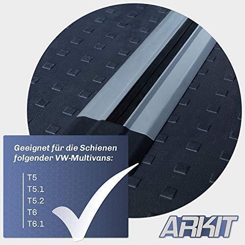 Vw T5 T6 Multivan Multiflexboard Bettverlängerung Inkl Mdf Platte 53 Cm Hoch Schwarz Baby