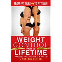 Weight Control for a Lifetime: Changing Daily Thoughts and Habits