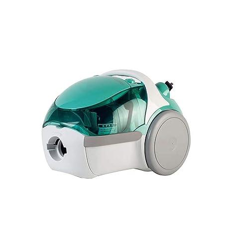 GLMAMK Aspirador con indicador de luz LED, aspiradora Horizontal de aspiración ciclónica Fuerte de filtración