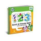 Leapfrog LeapStart Preschool Activity Book: Scout and Friends Math and Problem Solving