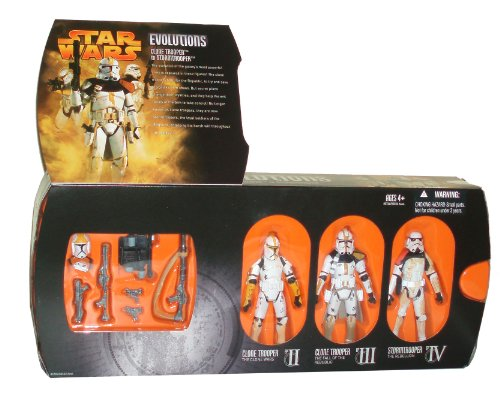 Star Wars Evolutions Action Figure
