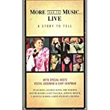 More Than the Music Live