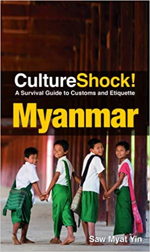 Book CultureShock! Myanmar 2016