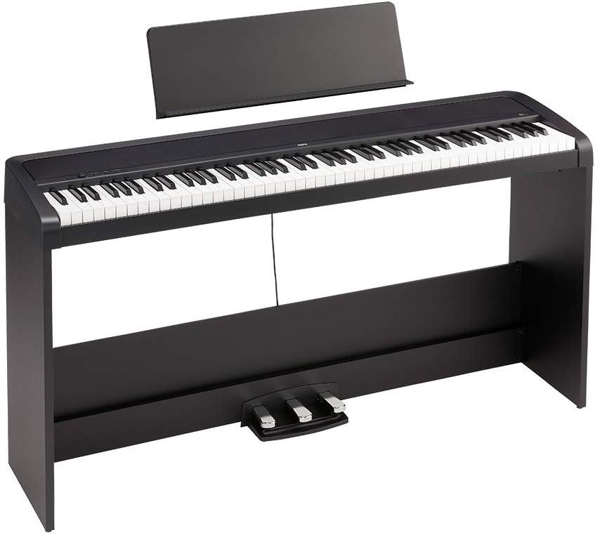 KORG 電子ピアノ B2SP-BK