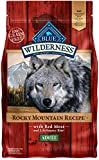 BLUE BUFFALO Blue Buffalo Wilderness Rocky Mountain Recipe High...
