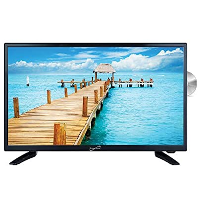 Supersonic 1080p LED Widescreen HDTV with HDMI Input