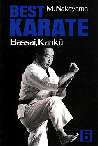 Best Karate, Vol.6: Bassai, Kanku (Best Karate (Best Karate Series)