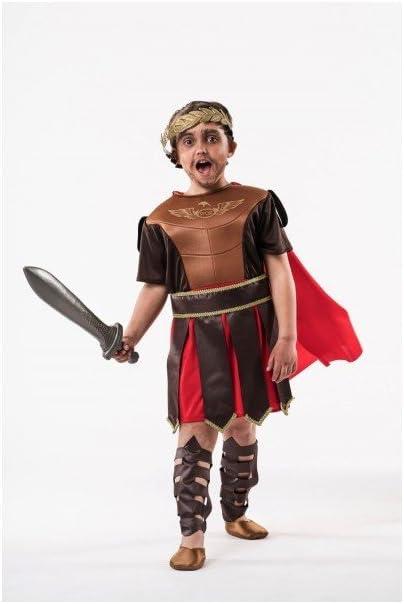 Disfraz de Guerrero Romano para niño: Amazon.es: Juguetes y juegos