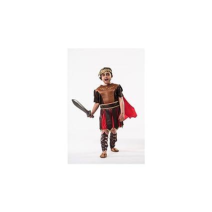 Disfraz de Guerrero Romano para niño: Amazon.es: Juguetes y ...