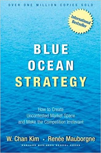 blue ocean strategy how to create uncontested market space and make