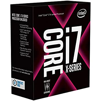 Intel Core i7-7740X Processor