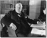 Prime Minister Winston Churchill WWII 8x10 Silver Halide Photo Print