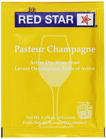 Red Star Red Star Pasteur Blanc Champagne Yeast (Pack of 10)