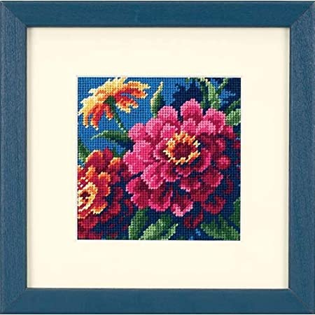 Dimensions 07222 Needlecrafts Needlepoint Butterfly Impression