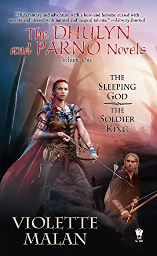 The Dhulyn and Parno Novels: Volume One