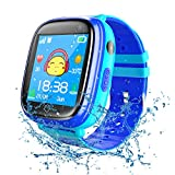 Best Gps For Kids - Smart Watch for Kids Waterproof Smartwatch with GPS Review