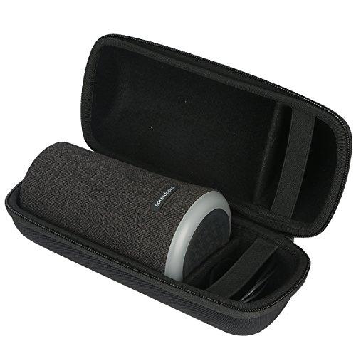 Khanka Hard Travel Case for Anker Soundcore Flare Portable Bluetooth 360° Speaker(Cannot fits Anker Flare+)