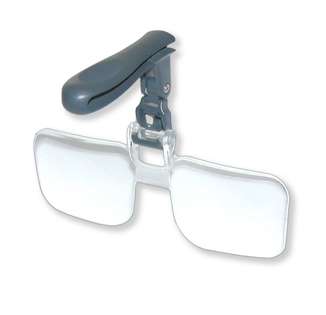 Carson Optical VisorMag 2.25x Power (+5.00 Diopters) Clip-On Magnifying Lens for Hats VM-14 by Carson