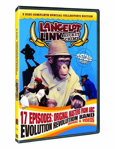 Edition Link - Lancelot Link: Secret Chimp (Authorized Edition)
