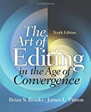 img - for The Art of Editing in the Age of Convergence book / textbook / text book
