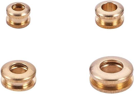 24//pak copper eyelets //rivets  1//4 inch  heavy duty