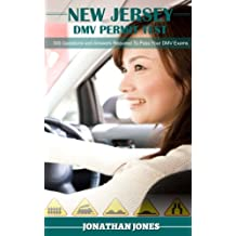 New Jersey DMV Permit Test: 300 Questions and Answers Required To Pass Your DMV Exams