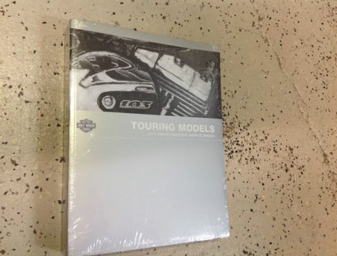 2016 Harley Davidson Touring Models Service Shop Repair Manual Set W Electrical