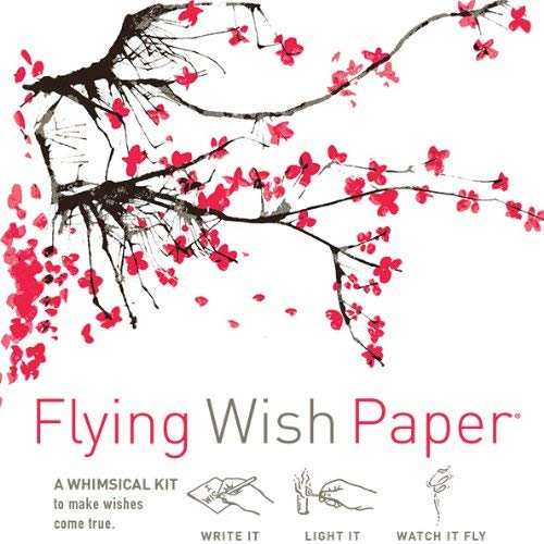 Flying Wish Paper Cherry Blossoms