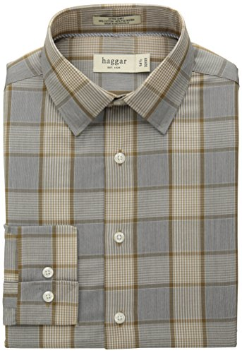 Haggar Fitted Mechanical Stretch Pattern