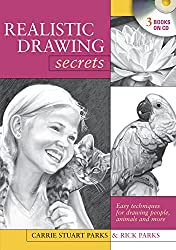 Realistic Drawing Secrets (CD) Realistic Drawing Secrets (CD): Easy Techniques for Drawing People, Animals and More Easy Techniques for Drawing People