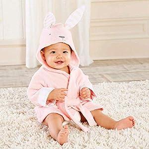2-6 Year Baby Robe Cartoon Hoodies Girl Boys Sleepwear Good Quality Bath Towels Kids Soft Bathrobe Pajamas Children's…