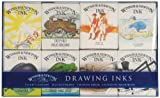 #6: Winsor & Newton Drawing Ink - William Collection Pack