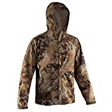 Grundéns Men's Weather Watch Hooded Fishing Jacket, Kryptek Highlander - X-Large