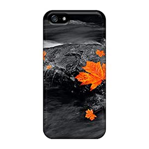 Anti-scratch And Shatterproof Autumns Return Phone Case For Iphone 5/5s/ High Quality Tpu Case
