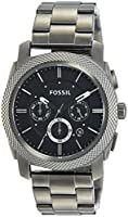 Save up to 70% on Fossil watches