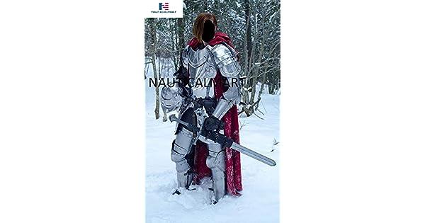 Amazon.com: Caballero medieval nauticalmart Wearable Full ...