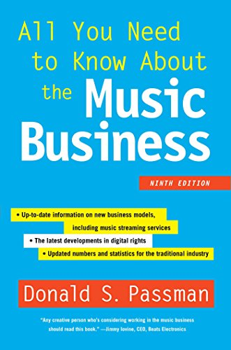 Pdf Business All You Need to Know About the Music Business: 10th Edition