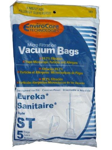 Electrolux Sanitaire Vacuum Bags Taste ST - 5 Bag Package