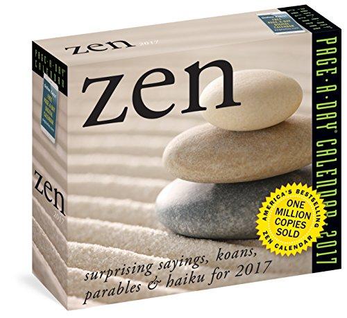 Zen Page-A-Day Calendar 2017