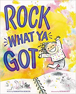 Image result for rock what ya got berger