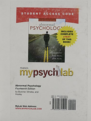 Download mypsychlab with pearson etext standalone access card download mypsychlab with pearson etext standalone access card for abnormal psychology book pdf audio id4nurt4l fandeluxe Choice Image