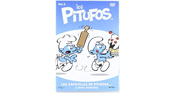 Amazon.com: Los Pitufos 3 (Import Movie) (European Format - Zone 2) (2011) Varios: Movies & TV