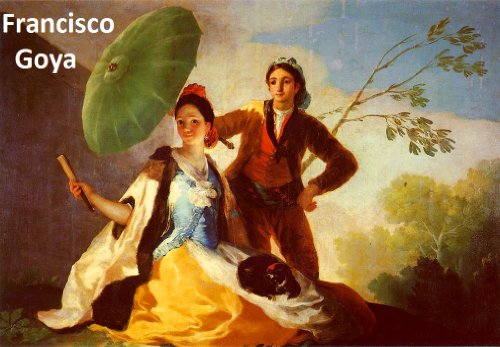 Color Paintings Of Francisco Goya Spanish Romantic Painter And - Francisco goya paintings