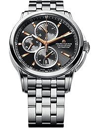 Gents-Wristwatch Pontos Chronograph Date Automatic PT6188-SS002-332