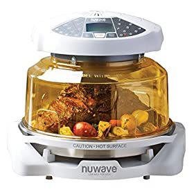 NuWave 20501 Infrared Convection Countertop Oven, White