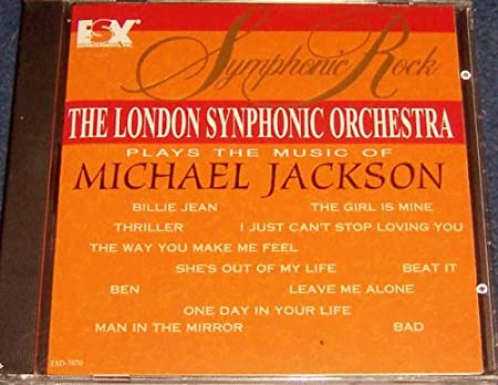 The London Synphonic Orchestra Plays the Music of Michael Jackson