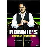 Ronnie's Snooker Hotshots by Ronnie O'Sullivan